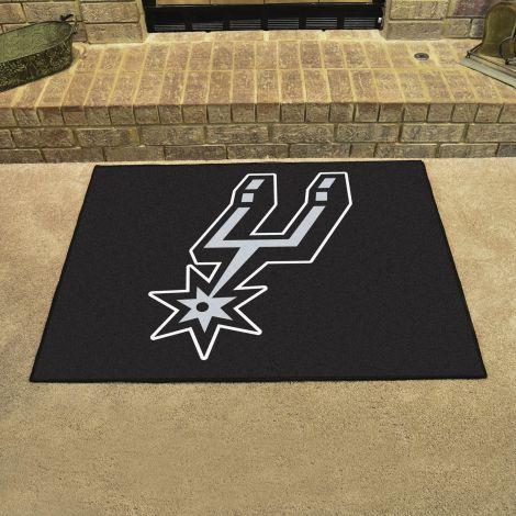 San Antonio Spurs NBA All Star Mat