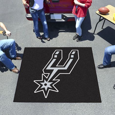 San Antonio Spurs NBA Tailgater Mat