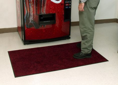 Plain Commercial Grade Carpet Mat