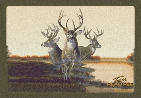 Team Realtree 7 Realtree Collection Area Rug