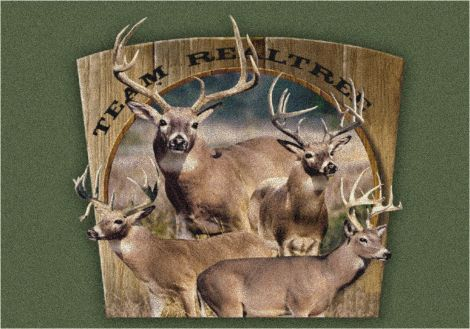 Team Realtree 8 Realtree Collection Area Rug