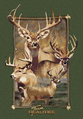 Team Realtree Realtree Collection Area Rug