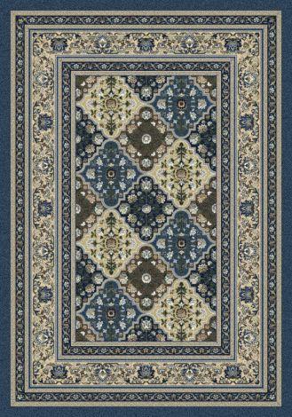 Tournai Cool Breeze Kashmiran Pastiche Collection Area Rug