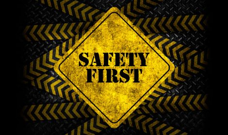 Safety First Mat