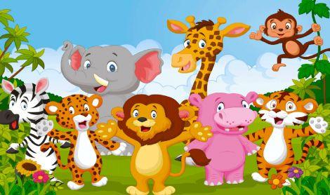 Zoo Mat