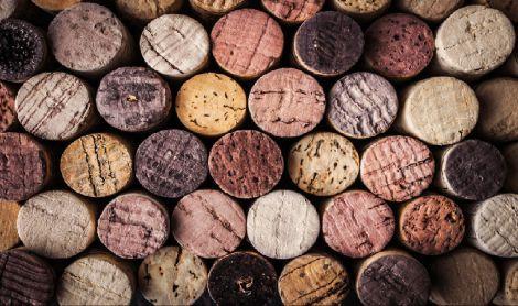 Wine Corks Mat