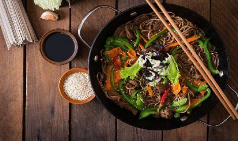 Asian Cuisine Pho Mat