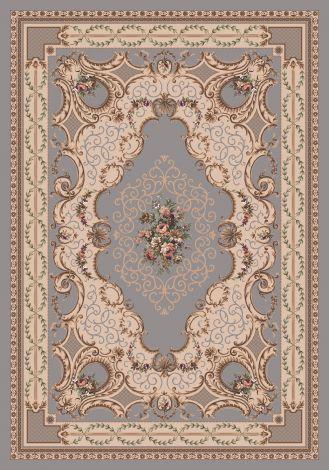 Valette Blue Haze Kashmiran Pastiche Collection Area Rug