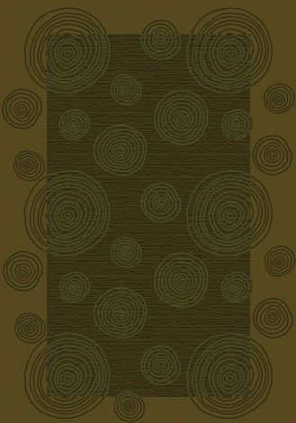 Wabi Tobacco Innovations Collection Area Rug