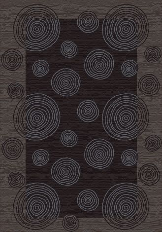 Wabi Pewter Innovations Collection Area Rug