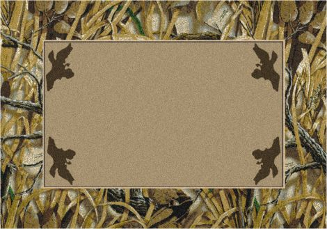 Wetlands Realtree Collection Area Rug