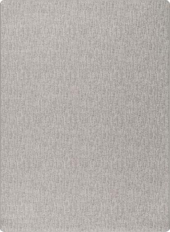 Woven Edge Felt Gray Imagine Figurative Collection Area Rug