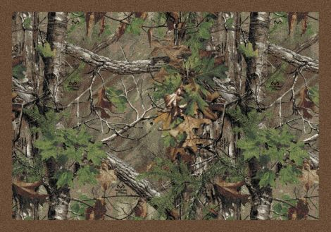 Xtra Green Realtree Collection Area Rug