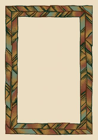 Zuni Opal Innovations Collection Area Rug
