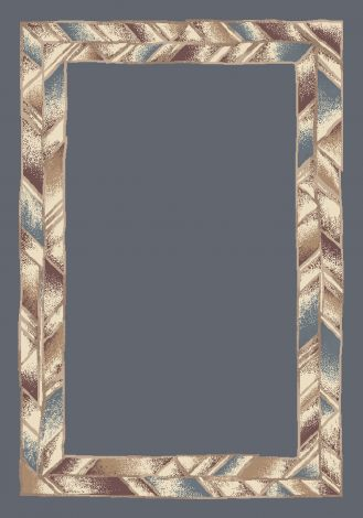 Zuni Slate Innovations Collection Area Rug